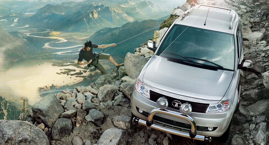Tata Safari Strome, The Real SUV